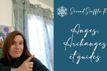 Anges, archanges et guides